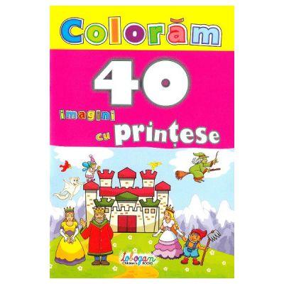 Coloram 40 de imagini cu printese