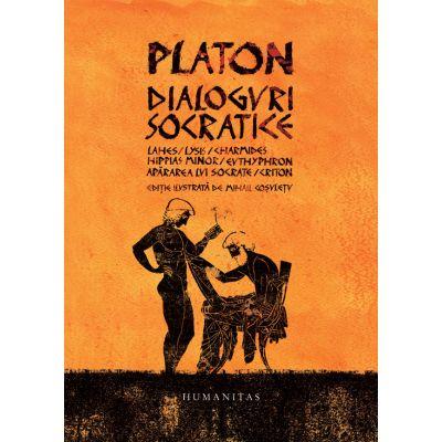 Dialoguri socratice - Platon