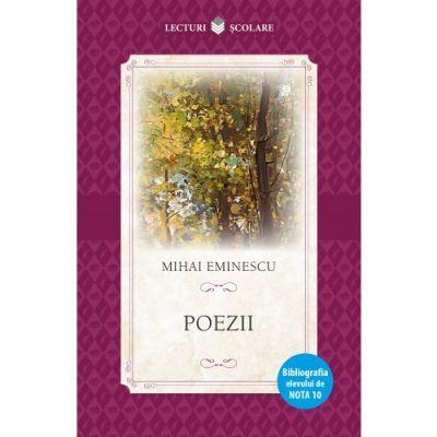 Lecturi scolare. Poezii - Mihai Eminescu