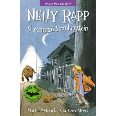 Nelly Rapp si Monstrii Frankenstein - Martin Wildmark, Christina Alvner