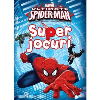 Ultimate Spider-Man. Super jocuri - Marvel