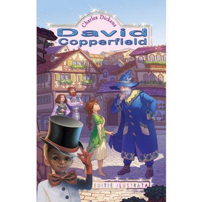 David Copperfield - Charles Dickens (editia 2019)