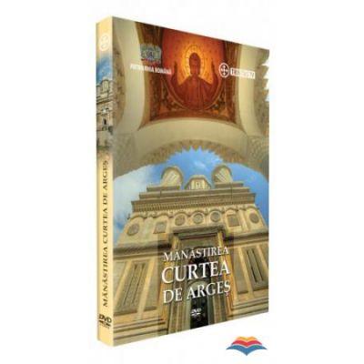 DVD Manastirea Curtea de Arges