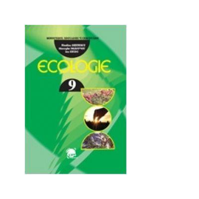Ecologie. Manual pentru clasa a IX-a - Ion Onutu, Niculina Ghenescu, Gheorghe Dragusoiu