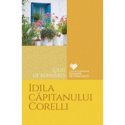 Idila capitanului Corelli - Louis de Bernieres