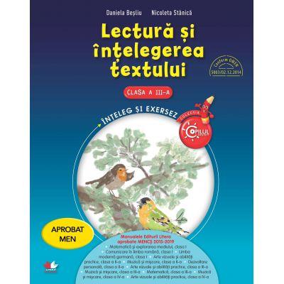 Lectura si intelegerea textului. Clasa a III-a - Daniela Besliu, Nicoleta Stanica