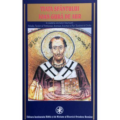 Viata Sfantului Ioan Gura de Aur - Sfintii Paladie si Teodor al Trimitundei