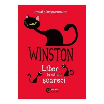 Winston, liber la vanat de soareci - Frauke Scheunemann