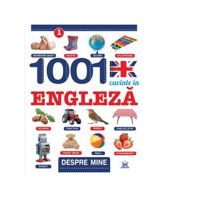 1001 cuvinte in engleza. Despre mine