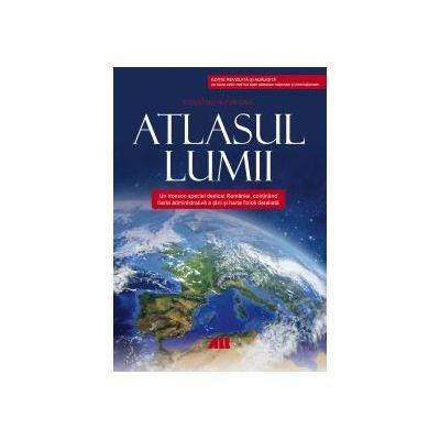 Atlasul lumii (Editie cartonata) - Constantin Furtuna