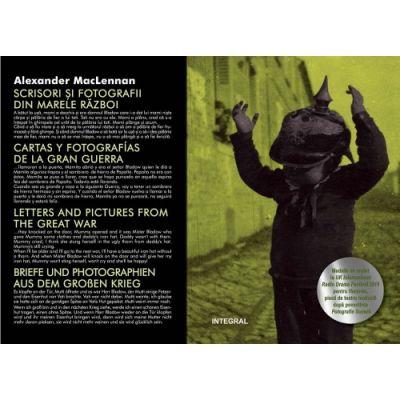 Editie cvadrilingva - Scrisori si fotografii din marele razboi - Alexander MacLennan