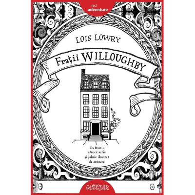 Frații Willoughby - Lois Lowry
