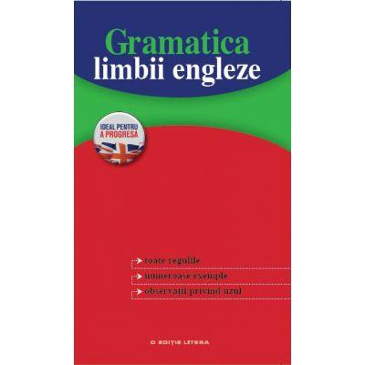 Gramatica limbii engleze. Ideal pentru a progresa