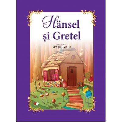 Hansel si Gretel - adaptare dupa fratii Grimm