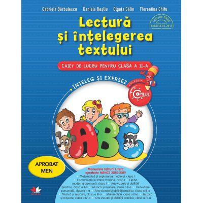Lectura si intelegerea textului (Caiet de lucru pentru clasa a II-a) - Daniela Besliu