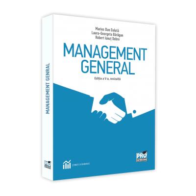 Management general. Editia a V-a, revizuita - Laura-Georgeta Baragan, Marius-Dan Dalota