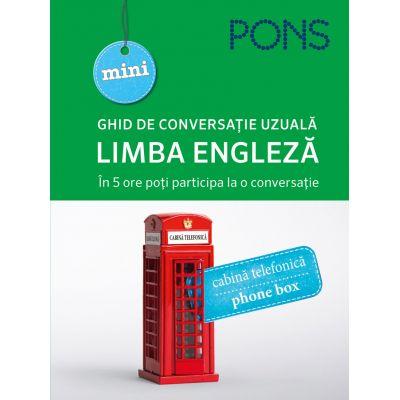 Limba engleza. Ghid de conversatie uzuala - Pons