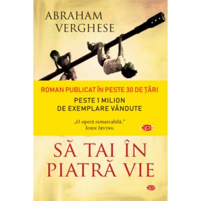 Sa tai in piatra vie - Abraham Verghese