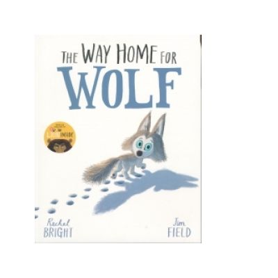 Way Home For Wolf - Rachel Bright