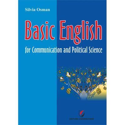 Basic english for communication and political science - Silvia Osman
