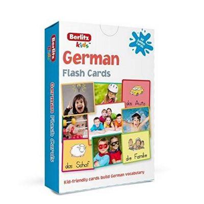Berlitz Language: Flash Cards German