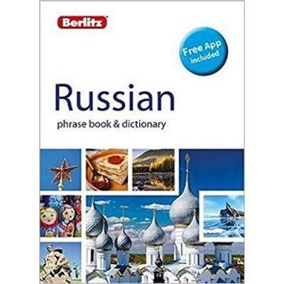 Berlitz Phrase Book & Dictionary Russian(Bilingual dictionary) (Berlitz Phrasebooks)
