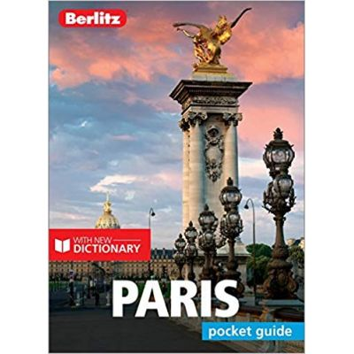 Berlitz Pocket Guide Paris (Travel Guide with Dictionary)