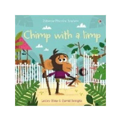 Chimp with a Limp - Lesley Sims