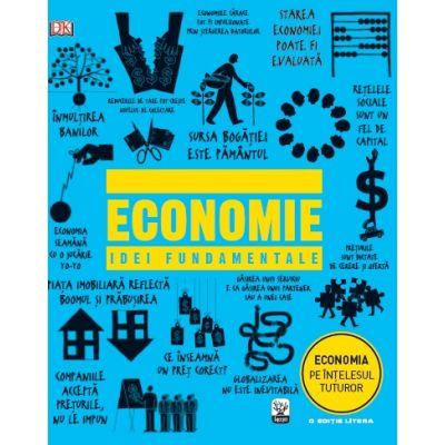 Economie. Idei fundamentale - DK