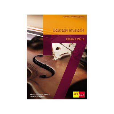 Educatie muzicala. Manual pentru clasa a VII-a - Mariana Magdalena Comanita, Magda Nicoleta Badau