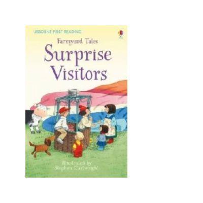 Farmyard Tales Surprise Visitors - Heather Amery