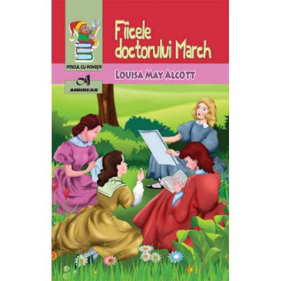 Fiicele doctorului March-Louisa May Alcott