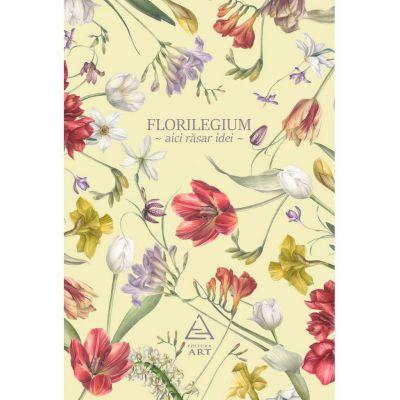 Florilegium. Agenda galbena