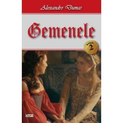Gemenele volumul 2 - Alexandre Dumas