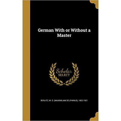 German with or Without a Master