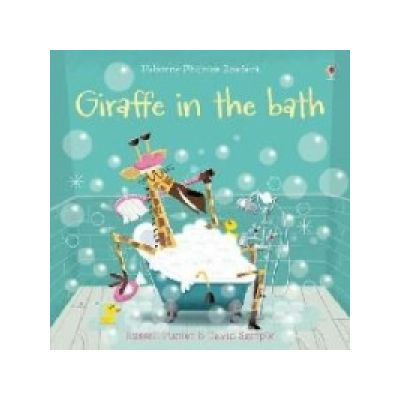 Giraffe in the Bath - Russell Punter