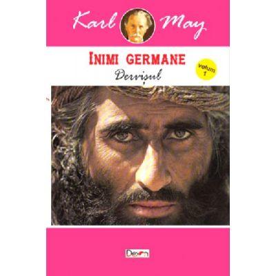 Inimi germane 1 - Dervisul - Karl May