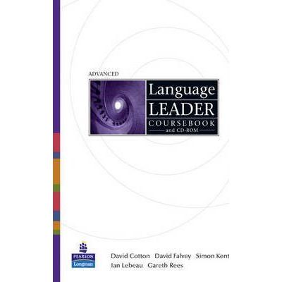 Language Leader Advanced Coursebook and CD Rom Pack - David Cotton