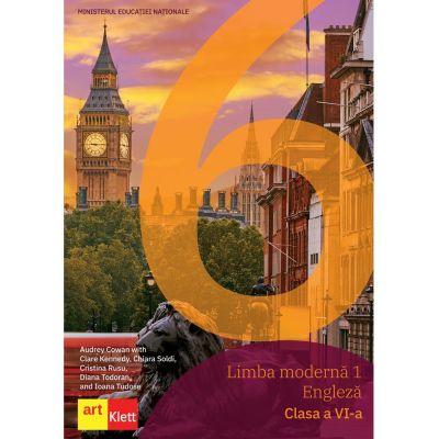 Limba Engleza Clasa a VI-a. Manual Cambridge - Audrey Cowan, Clare Kennedy, Chiara Soldi, Cristina Rusu, Diana Tudoran, Ioana Tudose