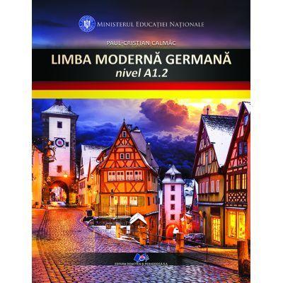 Limba germana. Manual pentru clasa a VI-a, nivel A1. 2 - Paul-Cristian Calmac