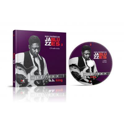 Mari cantareti de jazz si blues. B. B. King. Carte + CD audio