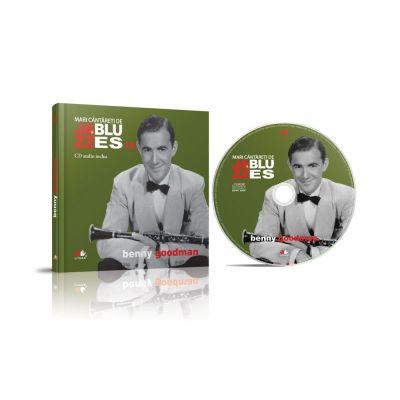 Mari cantareti de jazz si blues. Benny Goodman. Carte + CD audio
