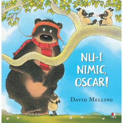 Nu-i nimic, Oscar! - David Melling