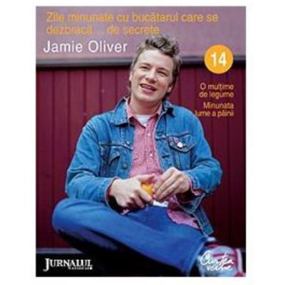 Zile minunate cu bucatarul care se dezbraca... de secrete -14 - Jamie Oliver