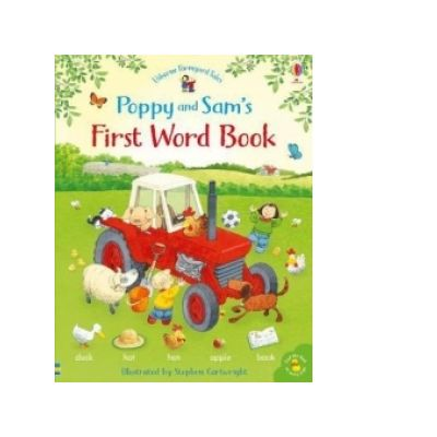 Poppy and Sam's First Word Book - Sam Taplin