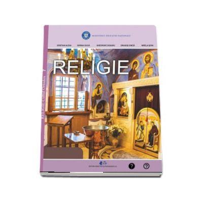 Religie, cultul ortodox. Manual pentru clasa a VII-a - Cristian Alexa