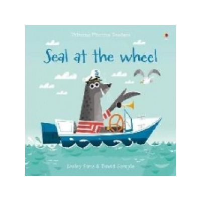 Seal at the Wheel - Lesley Sims