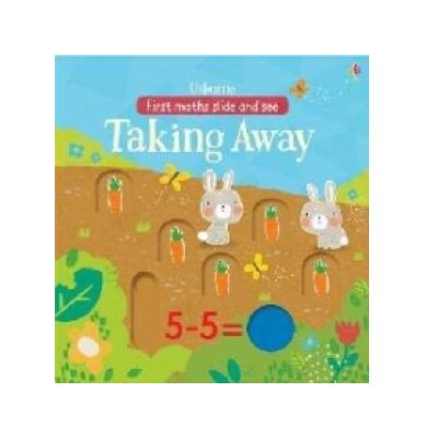 Slide and See Taking Away in the Garden - Hannah Watson