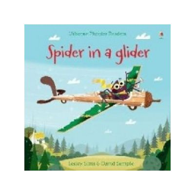 Spider in a Glider - Lesley Sims