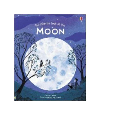 Usborne Book of the Moon - Laura Cowan